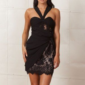 NWOT Revolve Jetset Diaries Fantasia Wrap Dress XS